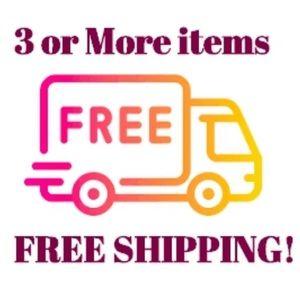 ✨ Free Shipping! ✨